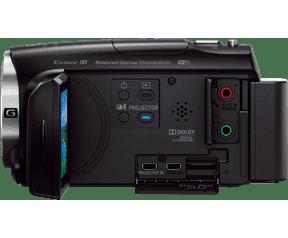 Sony Handycam Pj620 Zwart Specificaties Tweakers