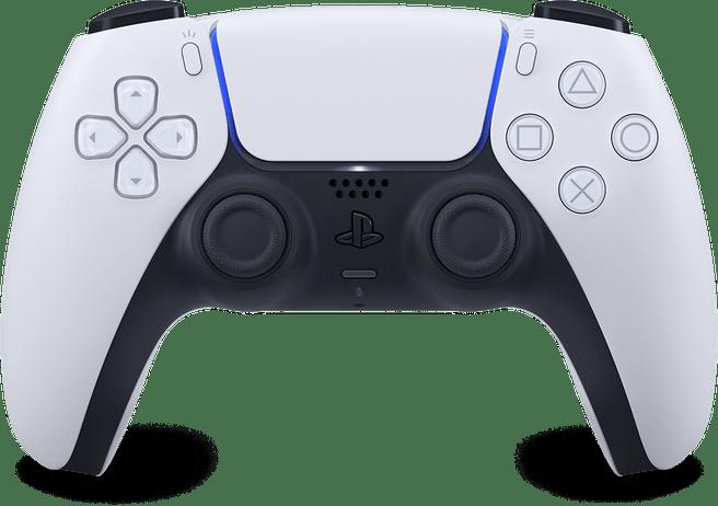Sony PlayStation PS5 DualSense draadloze controller Wit, Zwart