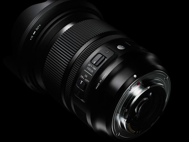 Sigma Art, 24-105mm F4 DG OS HSM