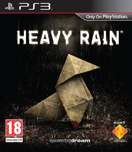 Heavy Rain, PlayStation 3
