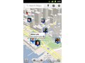 Google Maps - checkins