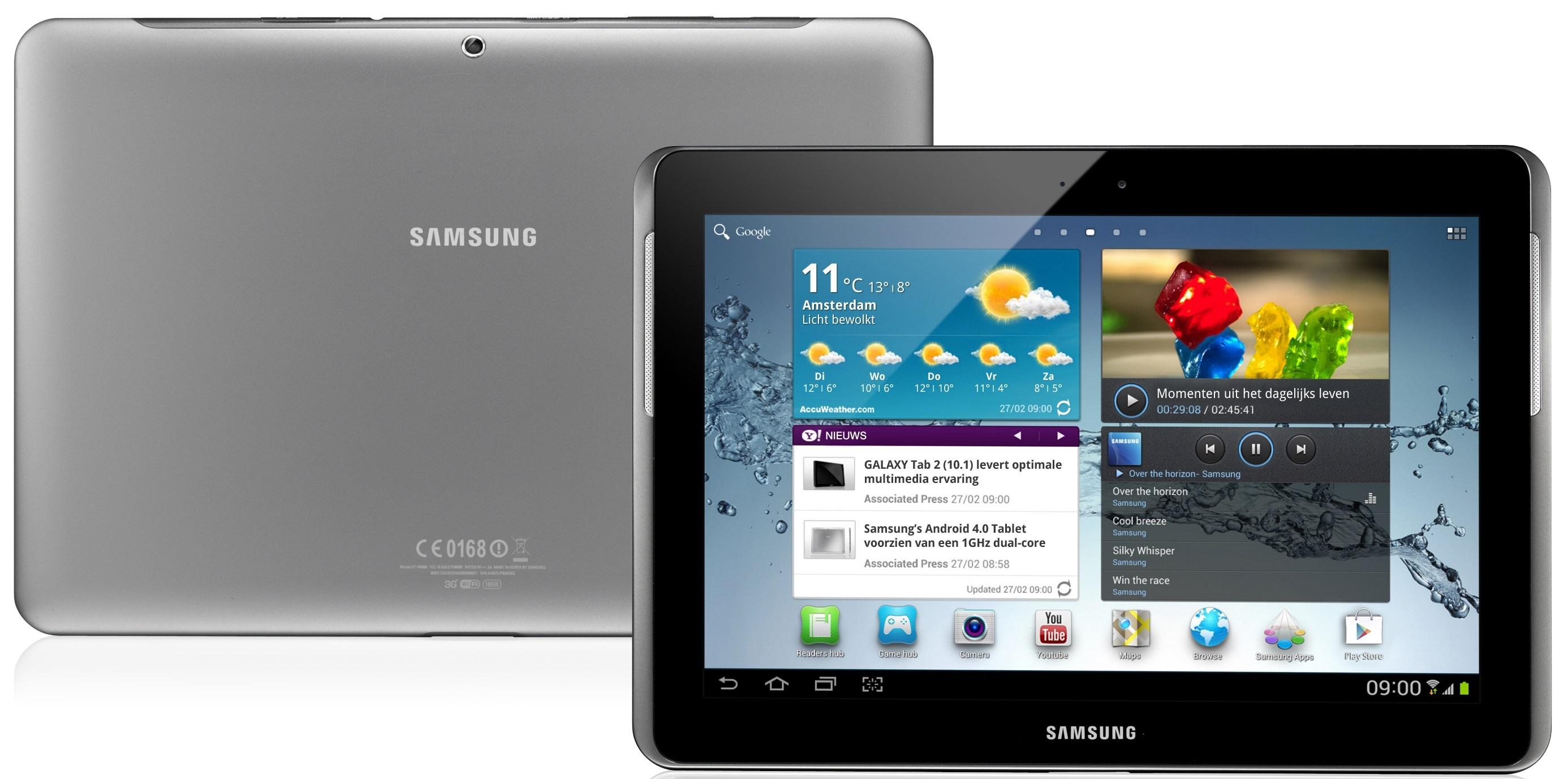Samsung Galaxy Tab 2 10 1 Vergelijk Uitvoeringen Tweakers
