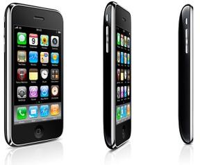 Apple iPhone 3GS 16GB Zwart