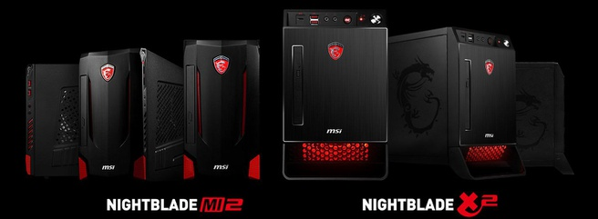 MSI Nightblade