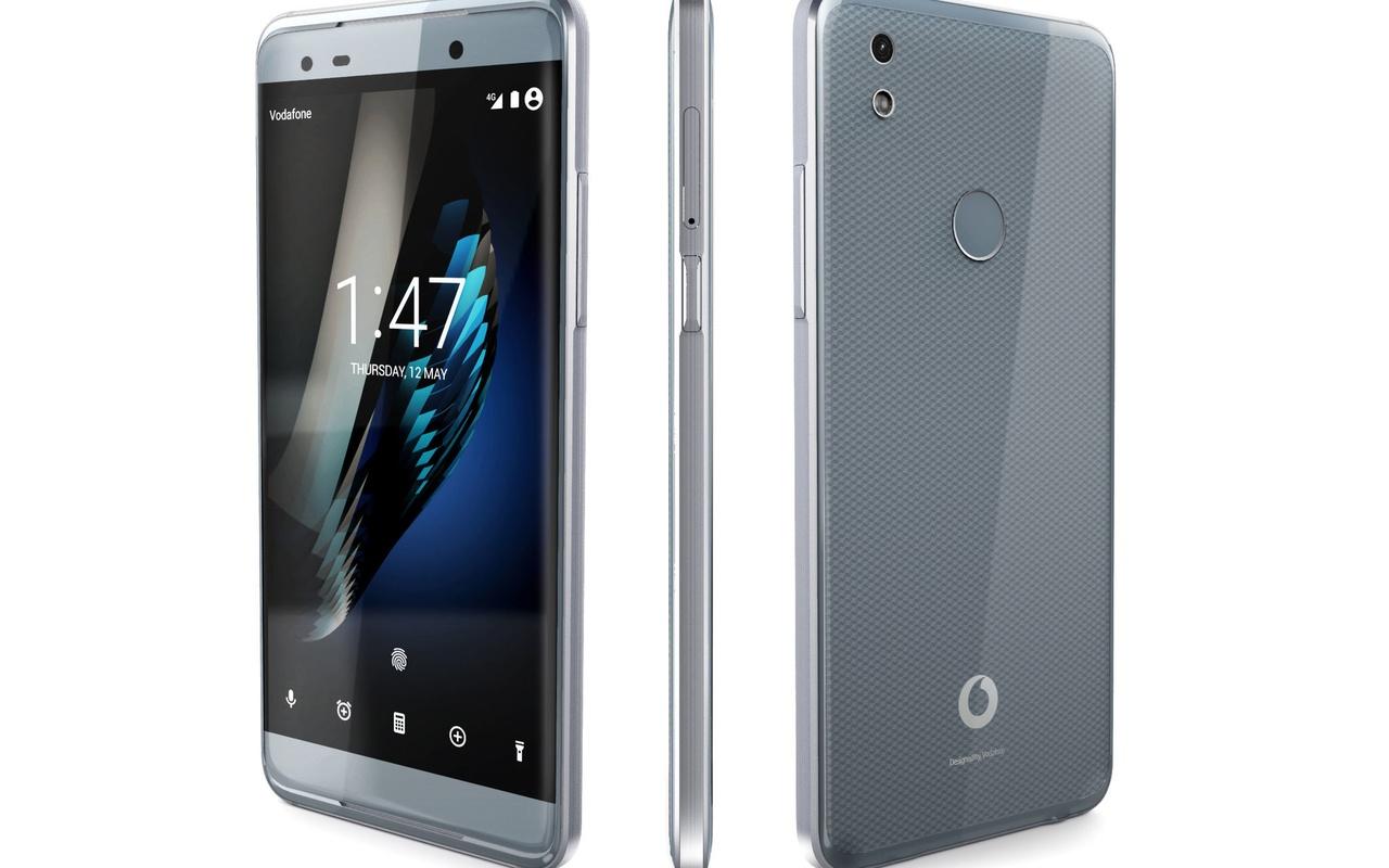 Vodafone Smart 8 Platinum Mini