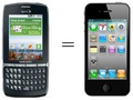 Samsung Replenish en Apple iPhone 4