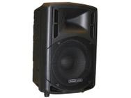Konig PA-SMA1202 Actieve ABS Pa-speaker (Zwart)