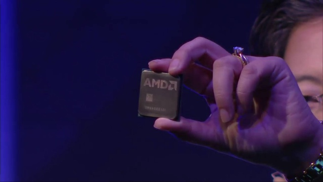 AMD Summit Ridge sample