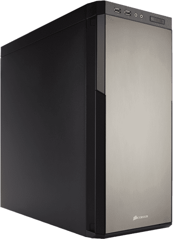 Corsair Case Carbide 330R Titanium