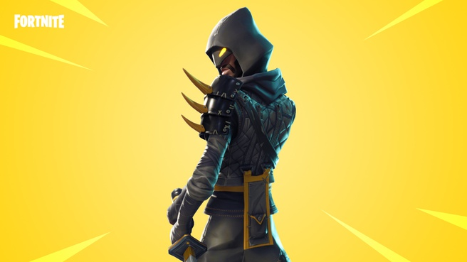 Fortnite 4.4.0 - Blockbuster Part 3: The Cloaked Star