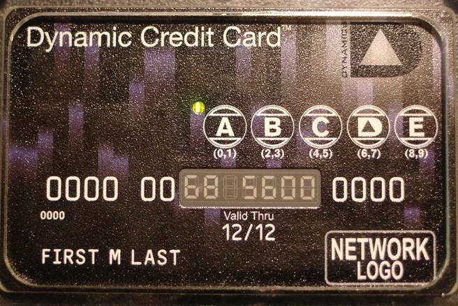 Dynamics creditcard
