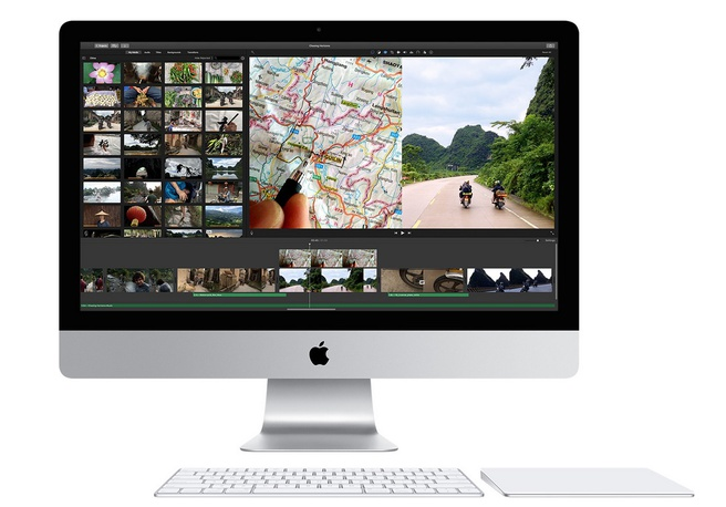"Apple iMac 4K 21,5"""