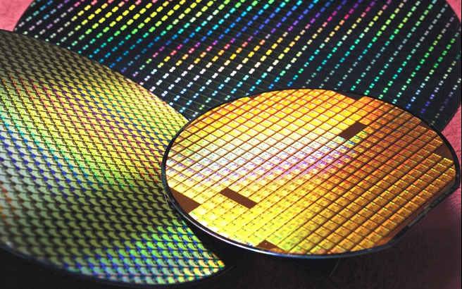 TSMC 300mm-wafer