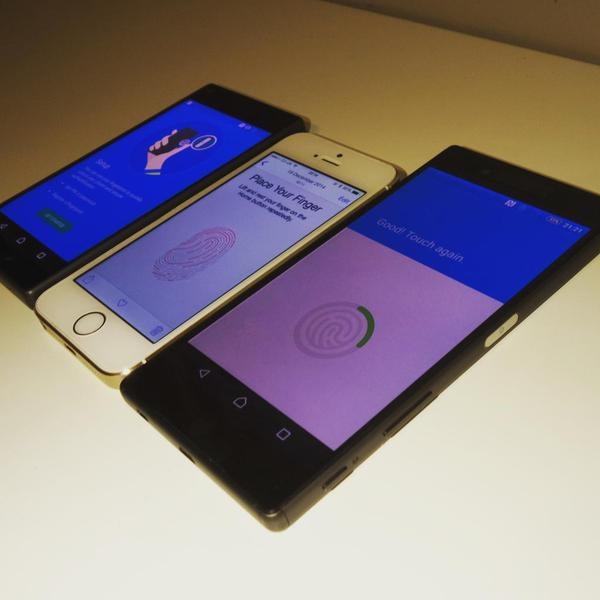 Vermoedelijke Xperia Z5 en Z5 Compact