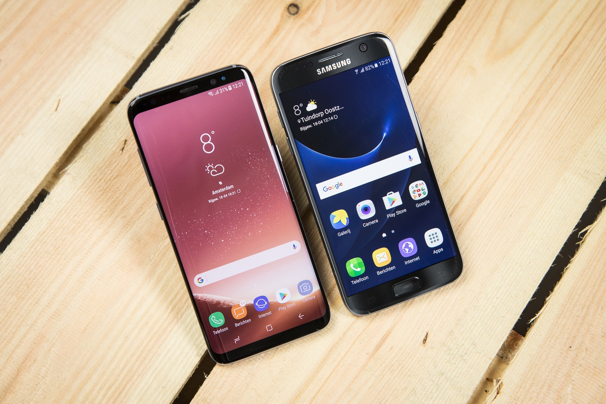 Samsung hervat Android 8.0 upgrade voor Galaxy S8 telefoons