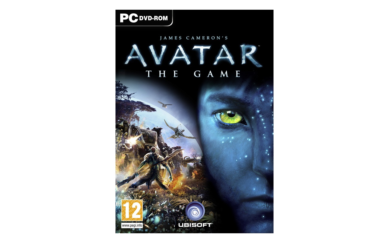 James cameron avatar game pc