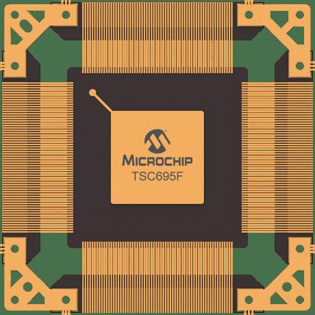 Microchip TCS695F