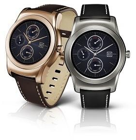 LG Watch Urbane Goud
