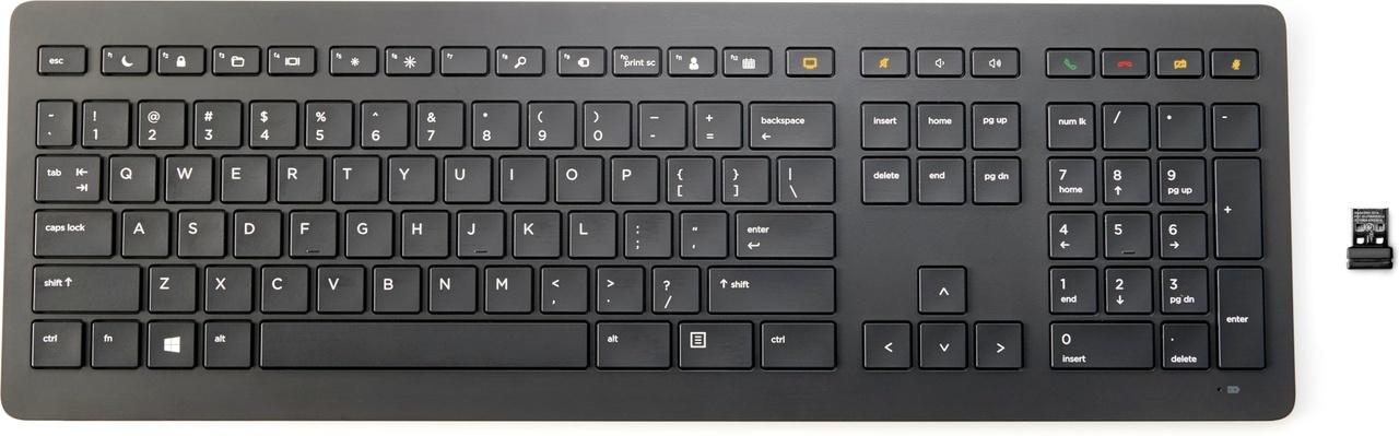 HP Wireless Collaboration Keyboard (BE)