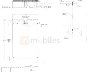 iPad 2020 tekeningen