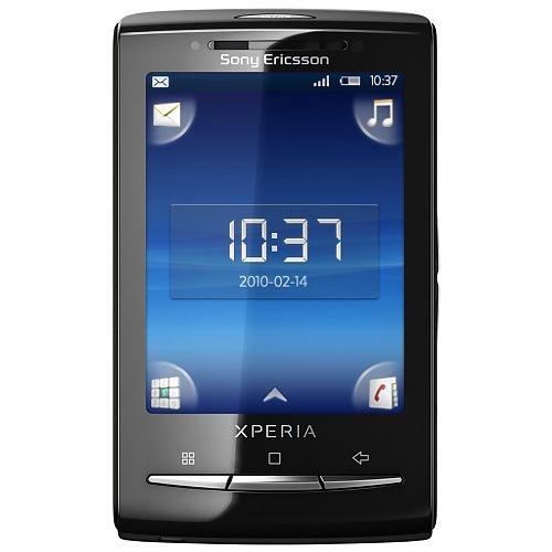 Sony Ericsson Xperia X10 mini Zwart