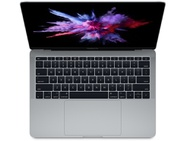 "Apple MacBook Pro 2017 13,3"" 128GB ssd Spacegrijs (Qwerty)"
