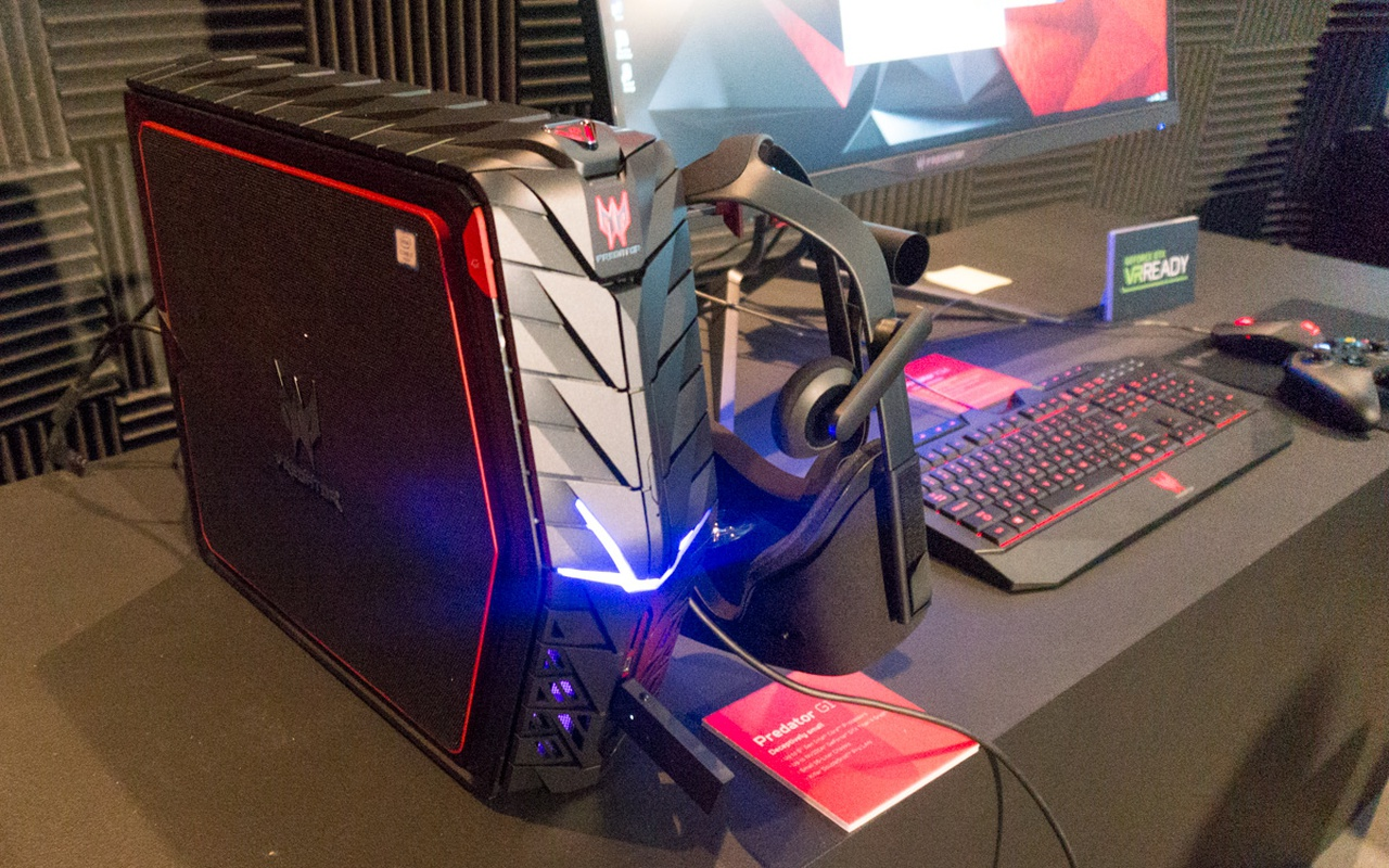 Acer Predator 2016