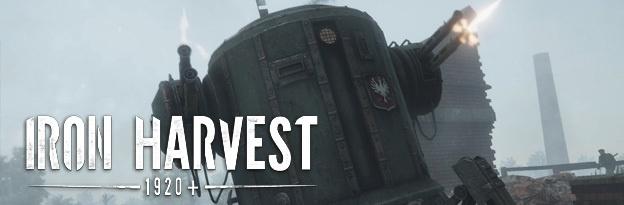 Iron Harvest - Top