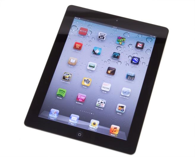 De nieuwe iPad
