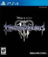Box Kingdom Hearts III