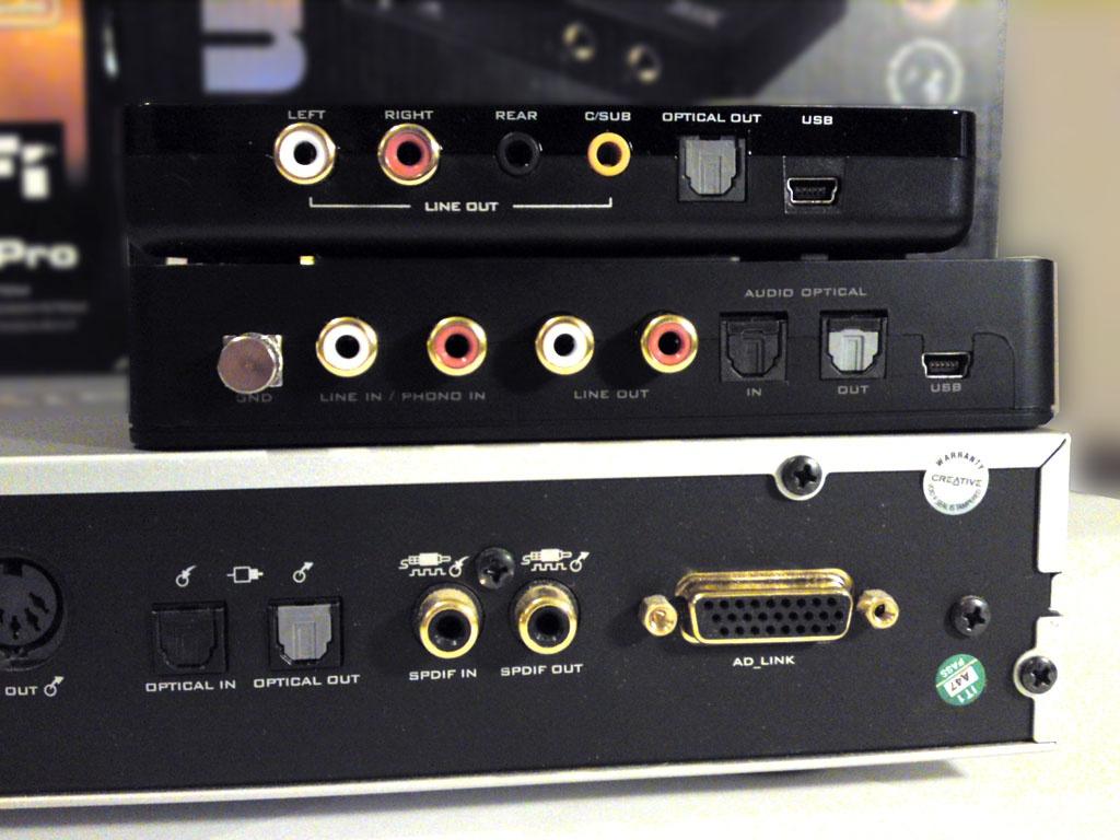 Ongebruikt Creative Sound Blaster X-Fi HD - Sir_Hendro - Userreviews - Tweakers RQ-75