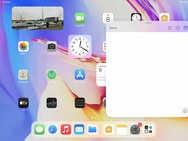 iOS 15 preview - Quick Note op iPad