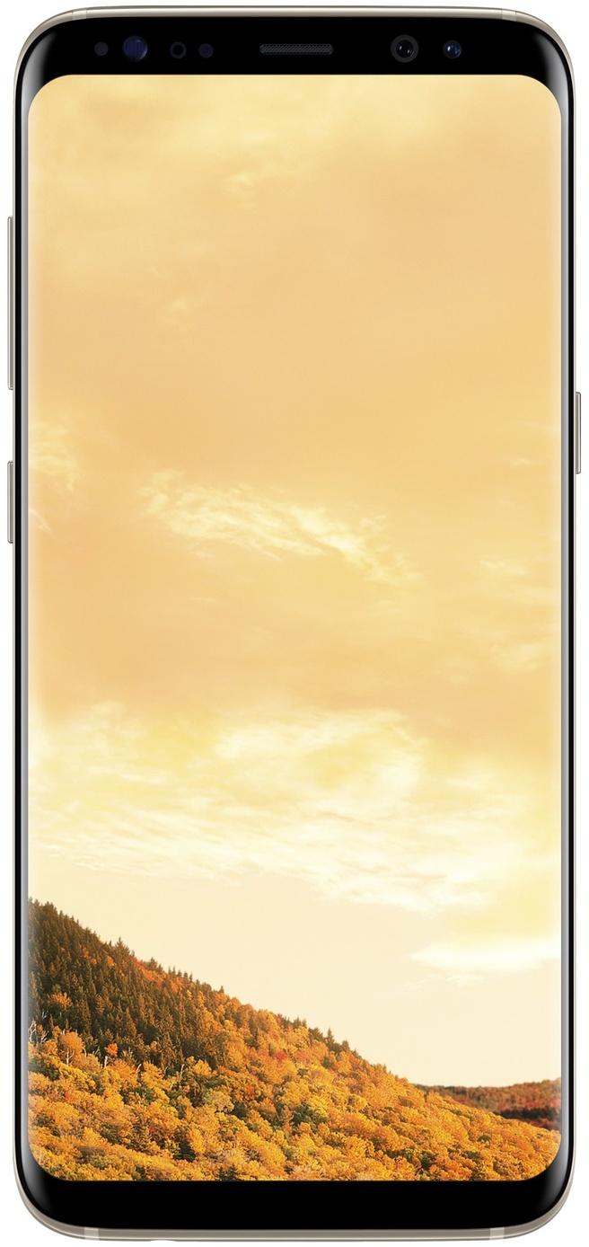 Samsung Galaxy S8 Goud