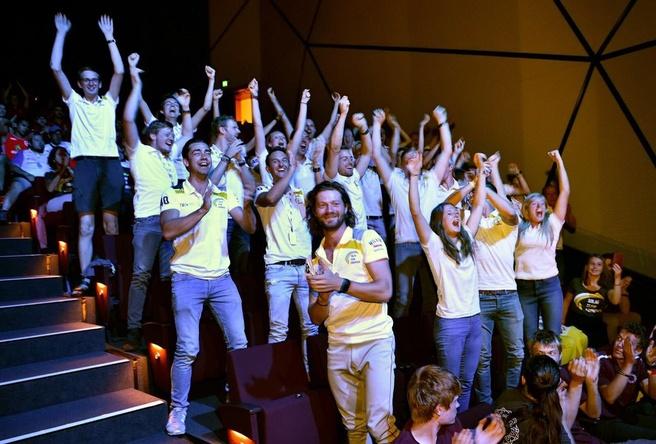 TU Eindhoven - World Solar Challenge - 2017