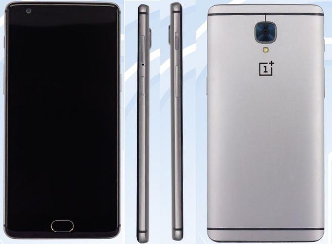 OnePlus 3 bij Tenaa