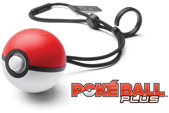 Pok�ball Plus