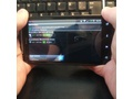 HTC Sensation twohand