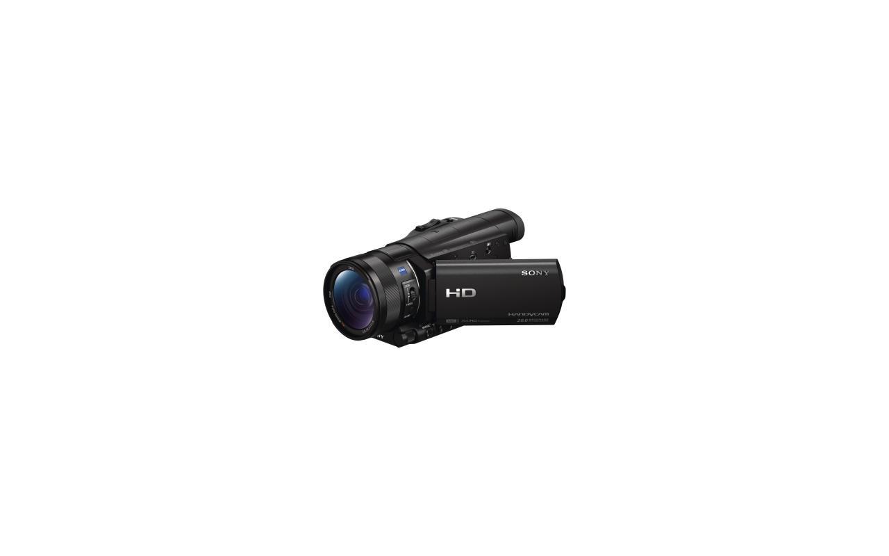 Sony Handycam HDR-CX900E Zwart