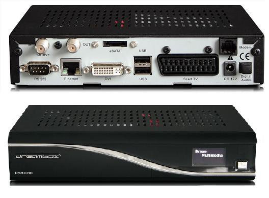 Dream Multimedia Dreambox DM800 S HD PVR