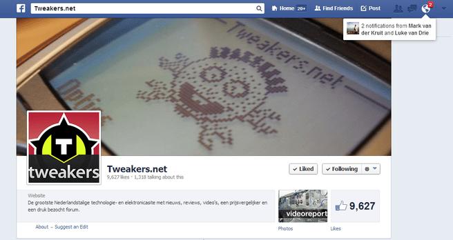 Facebook in 2014