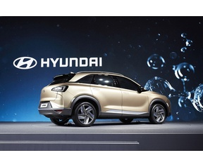 Hyundai waterstofauto nieuw
