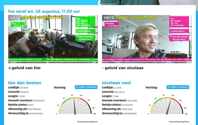 Super Stream Me (VPRO)