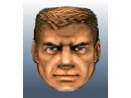 Doomguy FaceApp GIMP