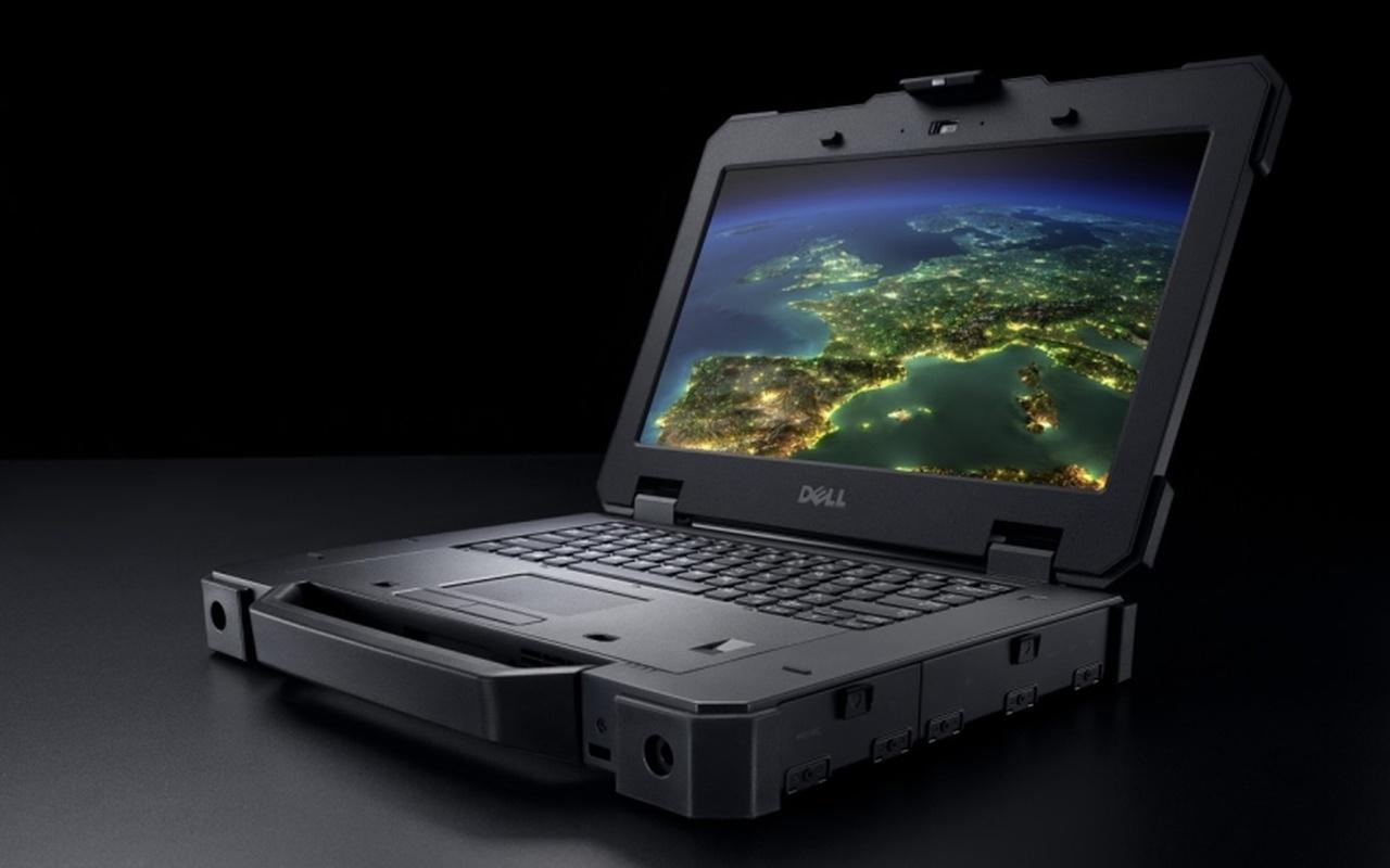 Vierde generatie Dell Latitude Rugged Extreme