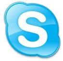 """Skype """"S"""" logo"""