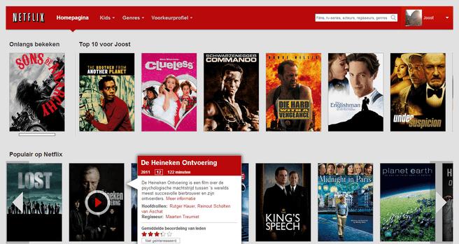 Netflix NL