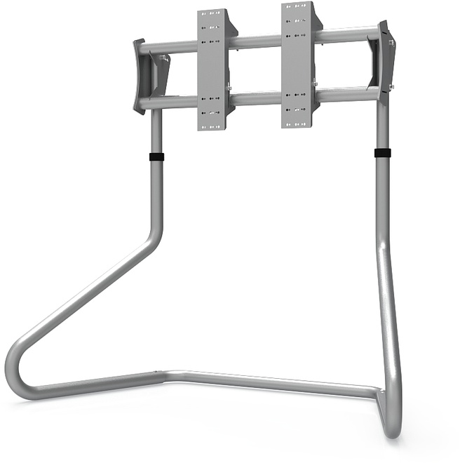 RSeat TV Stand - Zilver