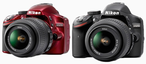 Nikon D3200 inleiding