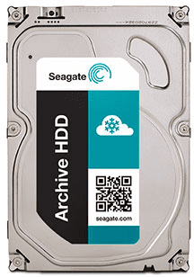 Seagate Archive HDD ST5000AS0011, 5TB