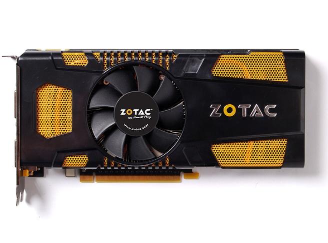 Zotac GTX 560 Ti AMP